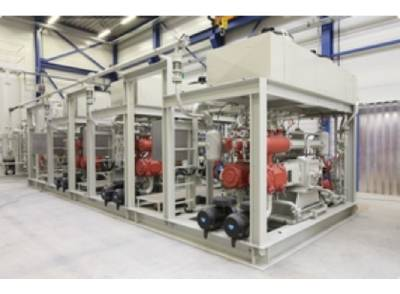 Horizontal Oil Free Reciprocating - Compressors - Airpack