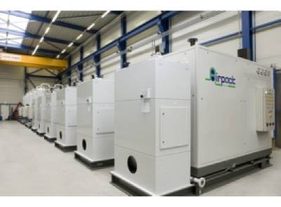 Oil Free Screw - Compressors - Airpack