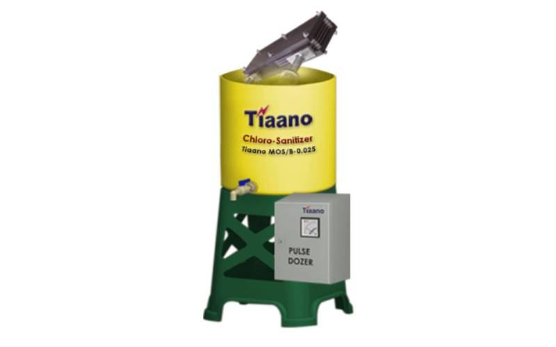 Chloro Sanitizer Tiaano