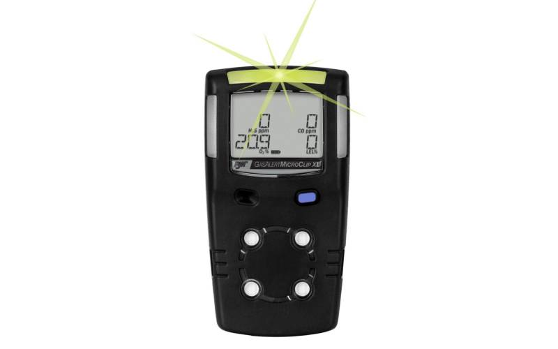 BW Gas Alert MicroClip XL Honeywell
