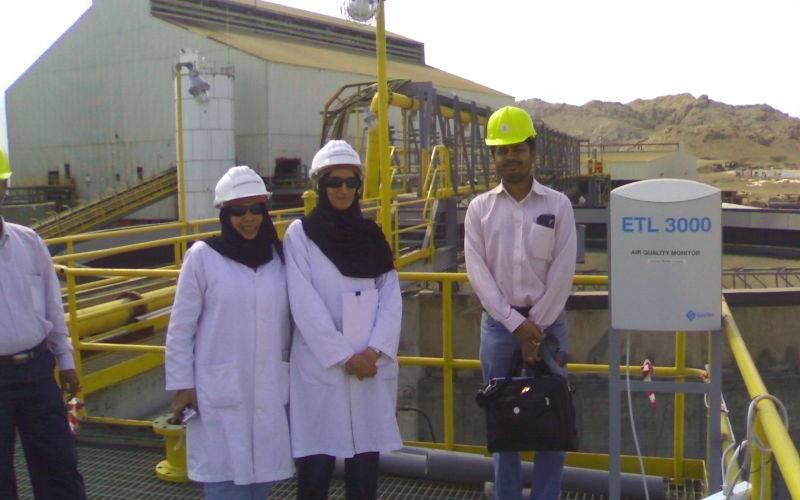ETL3000 Applications Industrial Area Unitec