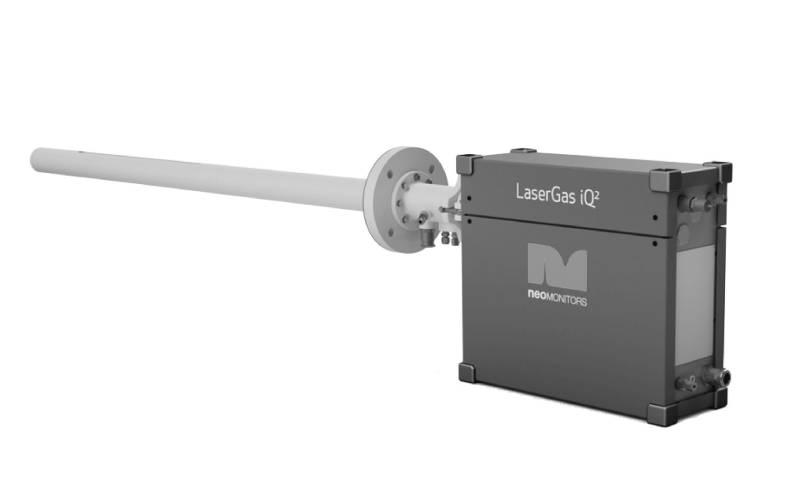 LaserGas iQ2 Vulcan NEOMonitors
