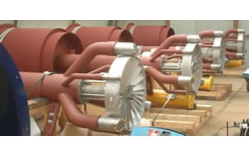 Ultra Low NOx Gas Burner RJM International