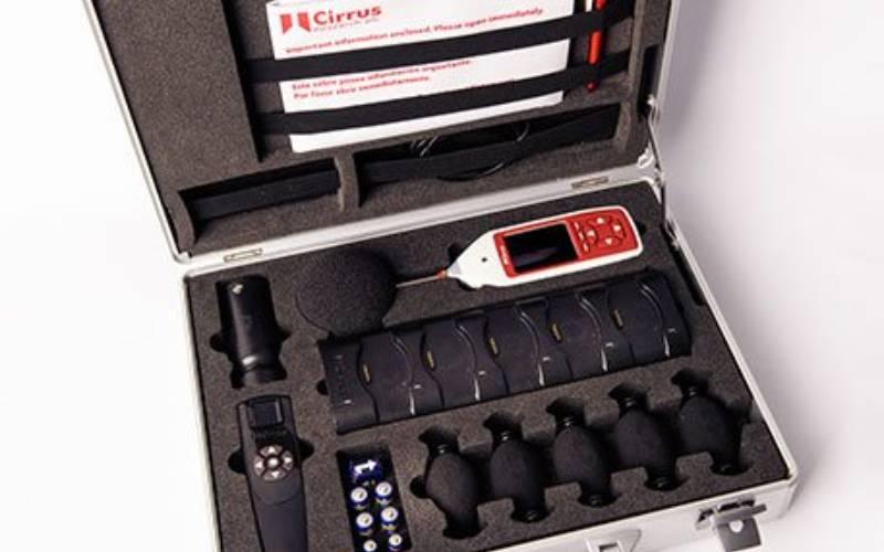 Dosebadge5 Noise Dosimeter Cirrus Research