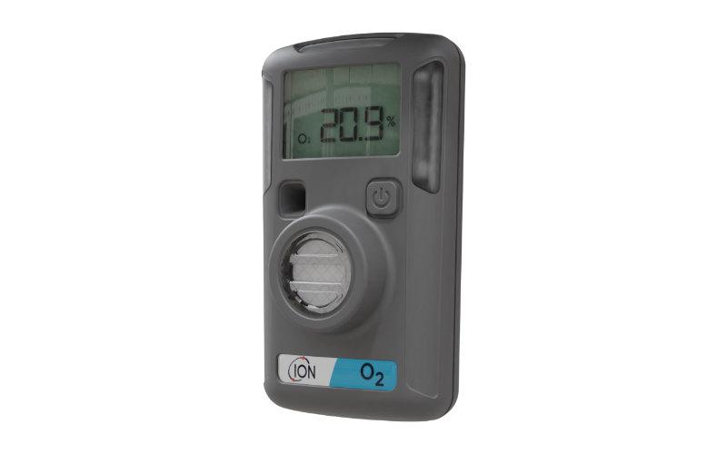 O2 Ara Single Gas Detector Ion Science